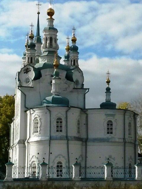 Успенский собор г. Енисейска